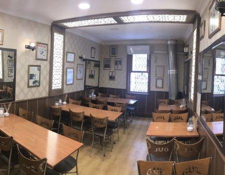 gül kebap kemeraltı tarihi lokanta