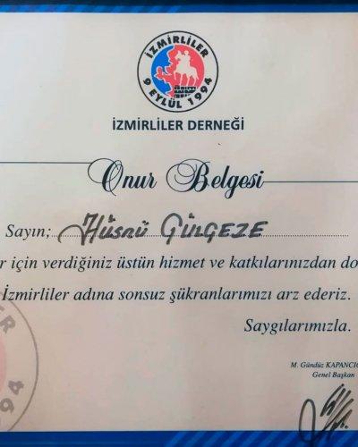 Gül kebap İzmir'liler Derneği