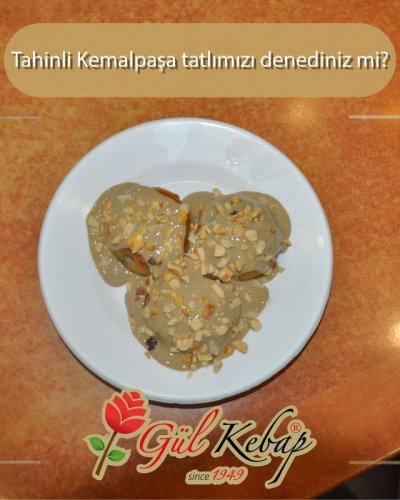 Gül Kebap Kemal Paşa Talımız